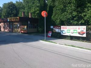 csopaki kamping polski fiat 125p
