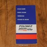 paleta kolorów polonez fiat 125p