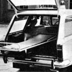 PF 125p karetka wersja wystawowa